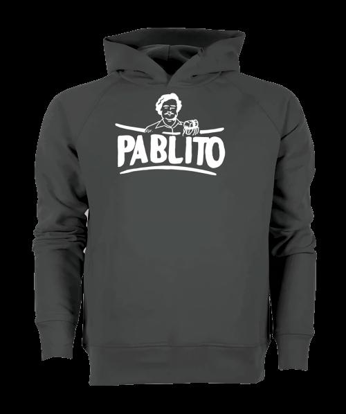 Hoodie Pablito Gris