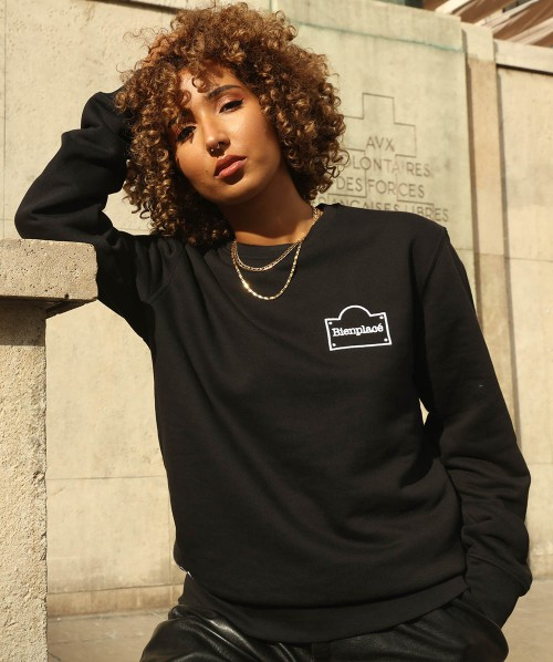 Crewneck Sweat Black