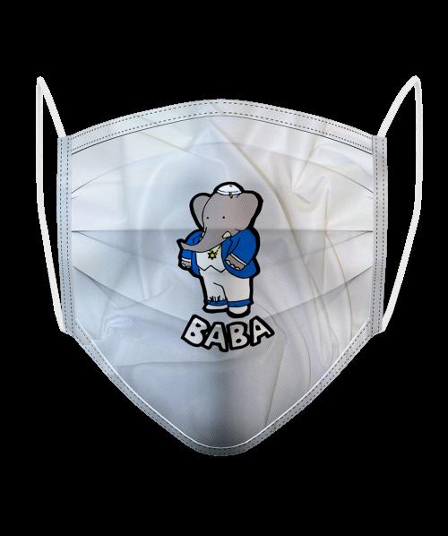 Masque Logo Baba