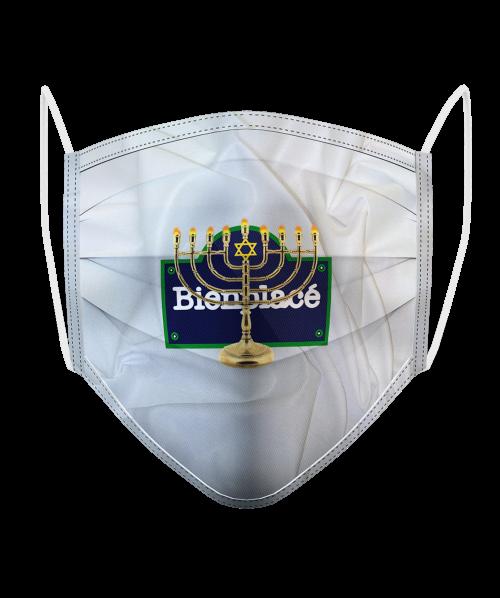 Masque Logo Baba BP