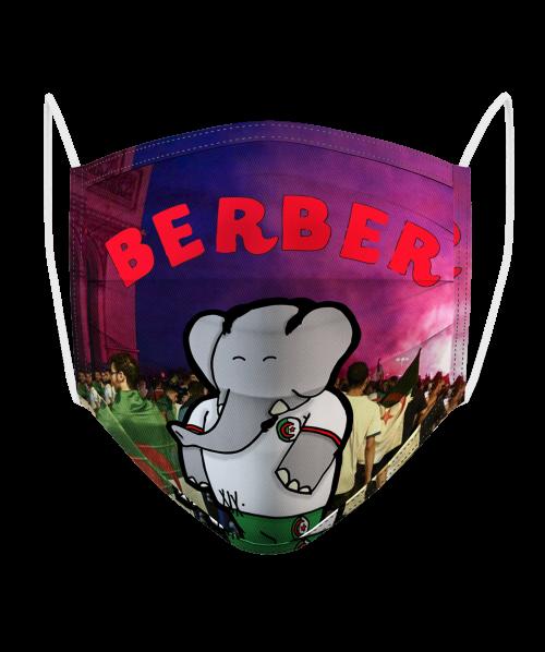 Masque Logo Berber