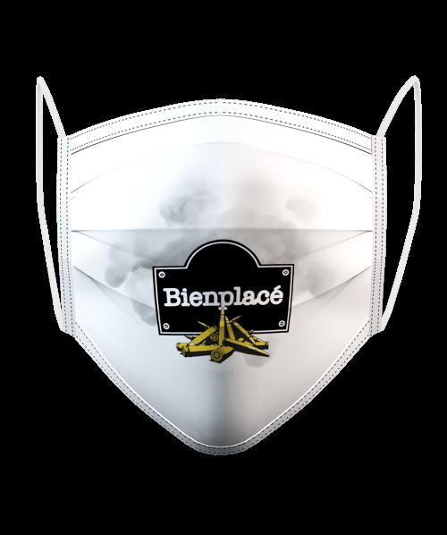 Masque Logo Brolyk