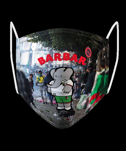 Masque Logo Barbar