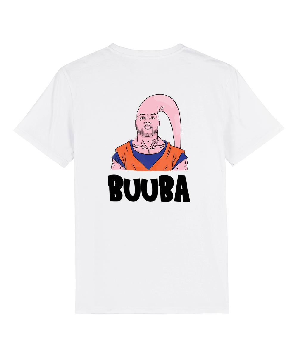 T Shirt Buuba Blanc