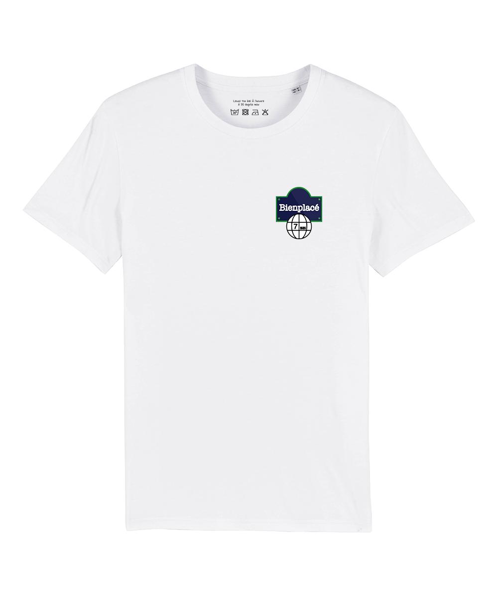 T Shirt Boodboit blanc